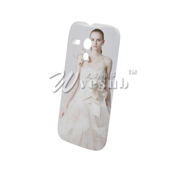 3D Sublimation Motorola Moto G Cover Glossy