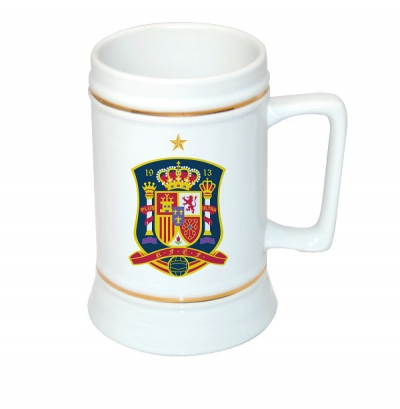 22oz Beer Mug With Special Handle