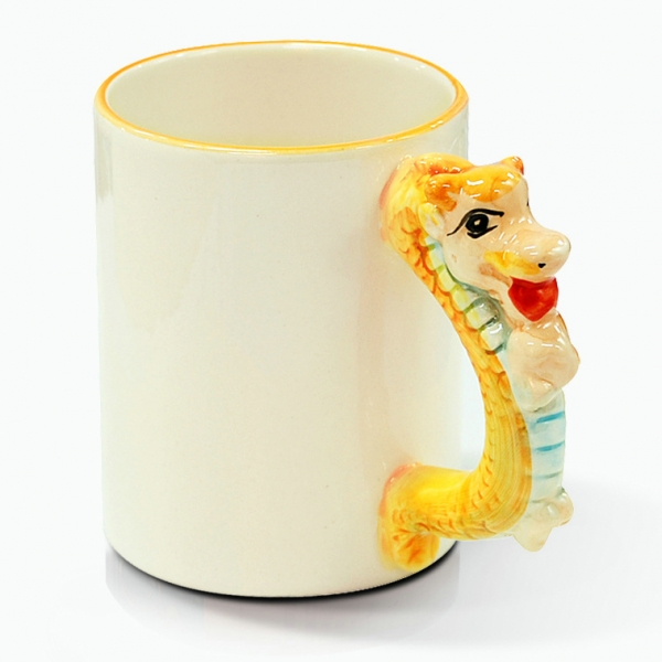 11oz Animal Mug-Dragon