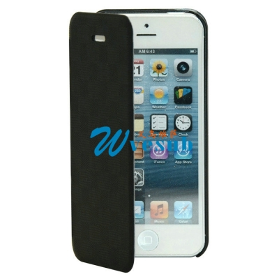 iPhone5 Foldable Case-Black