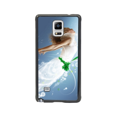 Plastic Samsung Galaxy Note 4 Sublimation Cove