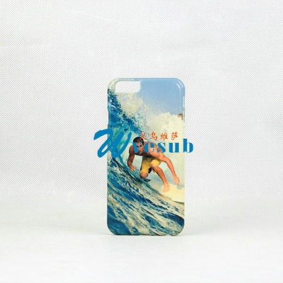 New 3D Sublimation Phone Case for iPhone 6-Frosted