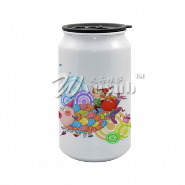 18oz Sublimation Cola Can
