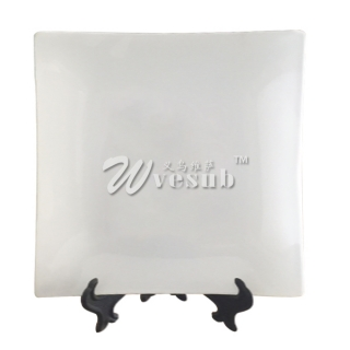 "Sublimation 8"" Glass Plate"