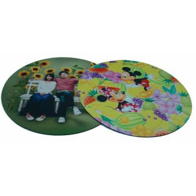 3MM Mouse Pad(Round)