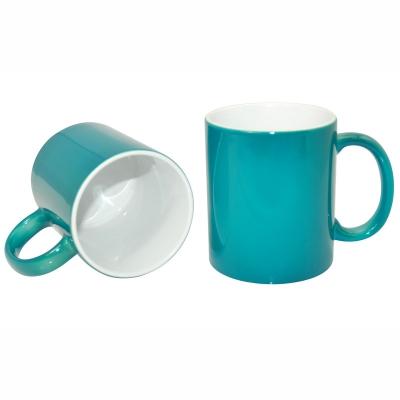 11oz Full Color Change Mug Green Vesub