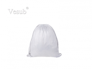 Glitter Drawstring Backpack(White)
