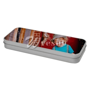 Sublimation Metal Pencil Box(Alu Insert included)