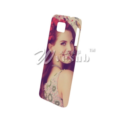 High Quaility 3D Sublimation Samsung Alpha Cases Frosted