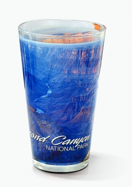 17oz Glass Mug