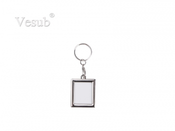 Rectangle Frame Keyring