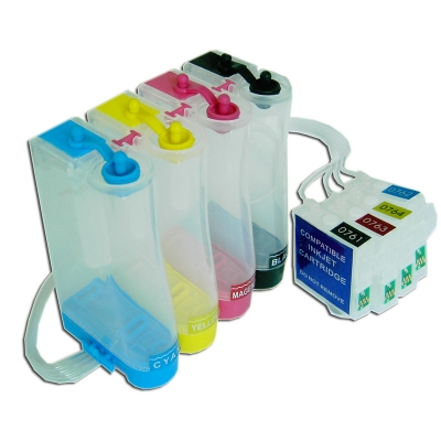 Continuous Ink Supply System(4 colors)