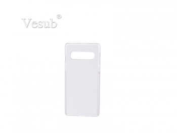 Samsung S10 Cover (Plastic, Clear)