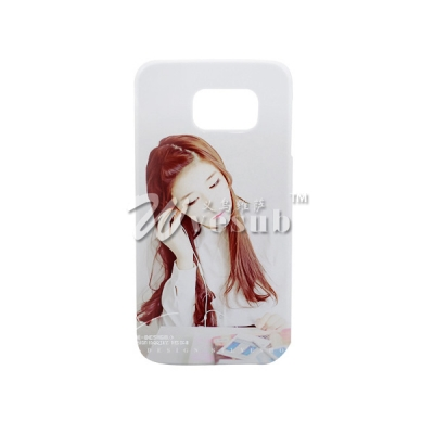 Factory Sale Sublimation Diy Case for 3D Samsung Galaxy S6 Edge