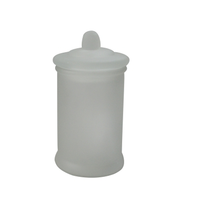 Sublimation Frosted Glass Jar