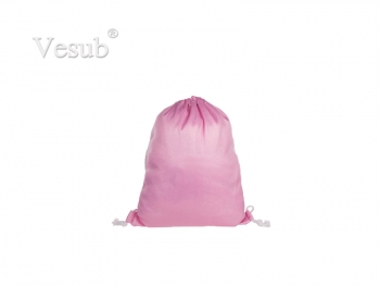 Glitter Drawstring Backpack(Pink)