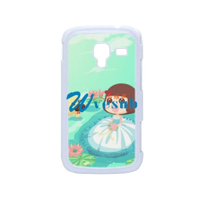 White Sublimation Case Cover for Samsung Galaxy ACE2 i8160