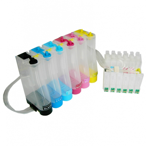 Continuous Ink Supply System(6 colors)