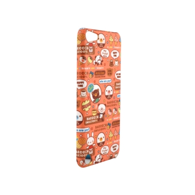 3D Sublimation iPod Touch5 Cover-Glossy