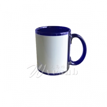 15oz Full Color Mug-Blue