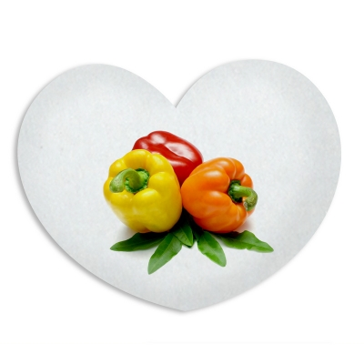 Fridge Magnet-Heart