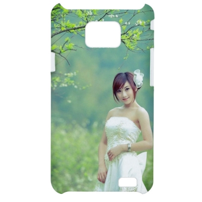 3D Samsung S2 Cover-Frosted