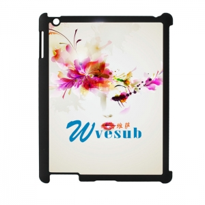 Diy Sublimation iPad Cover-Black