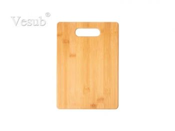 Bamboo Cutting Board (34.92*24.76*1.1cm) MOQ:1000pcs