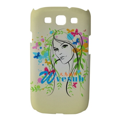 3D Sublimation Samsung Galaxy S3 Cases