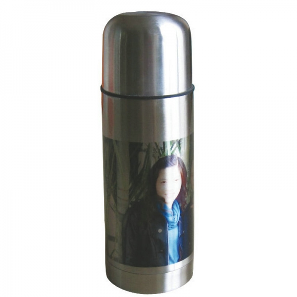 750ml Thermo Bottle-Silver