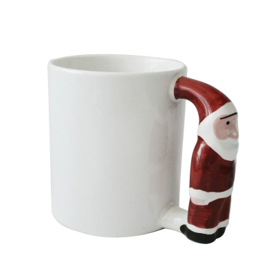 St. Claus Handle Mug