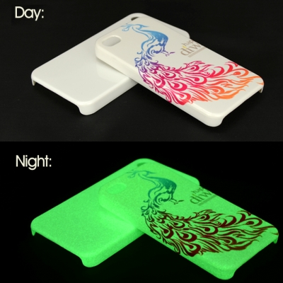 Frosted Luminous 3D iphone5 Cover