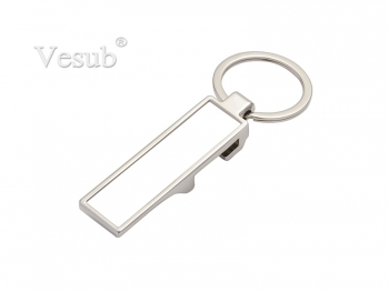 Bottle Opener Key Chain (Rectangular)