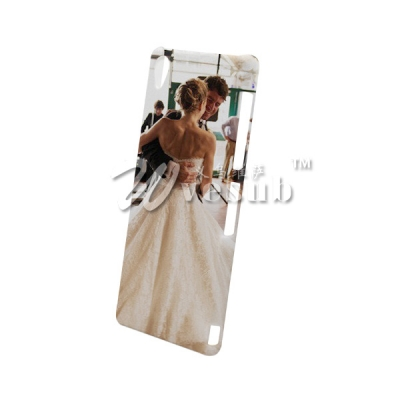 3D Sublimation Blank Mobile Phone Cases for Sony Xperia Z3 L55U Frosted