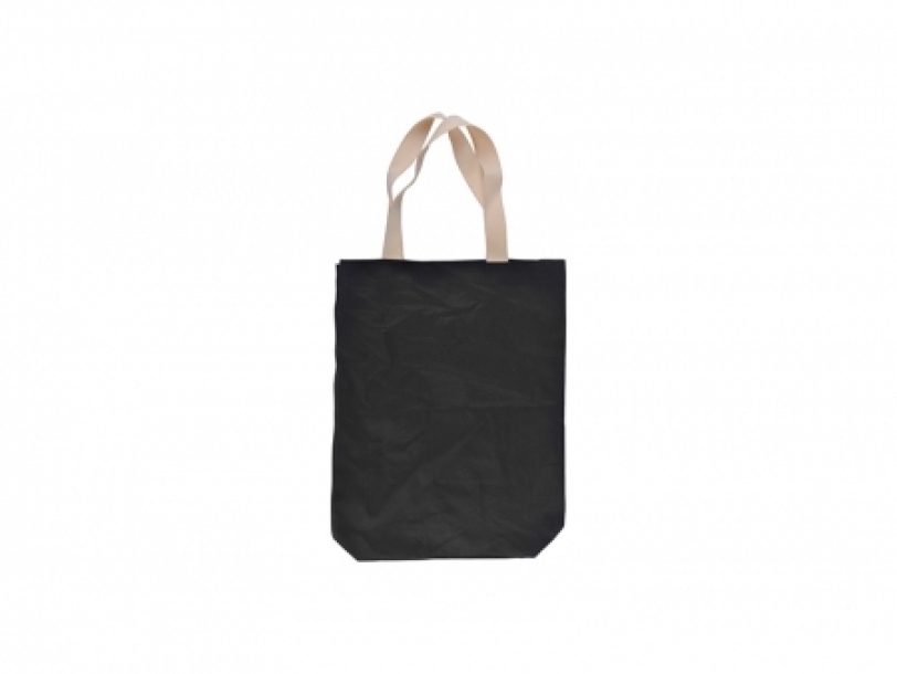 Canvas Tote Bag(Black)