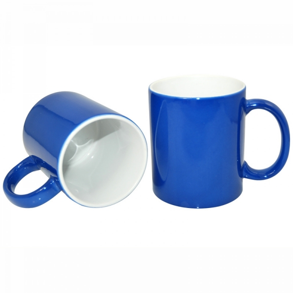 11oz Full Color Change Mug-Blue