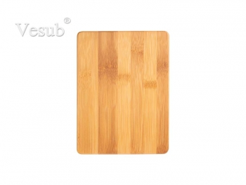 Bamboo Cutting Board (20.32*15.24*1.1cm) MOQ:1000pcs
