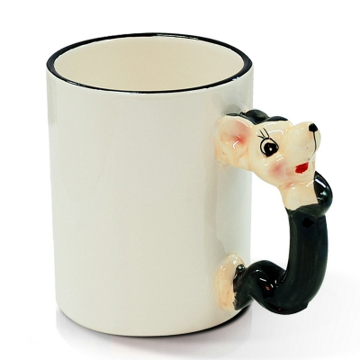 11oz Animal Mug-Mouse