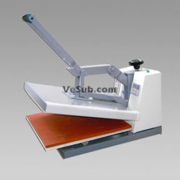 Traditional Flat Clamshell Press(38*38)