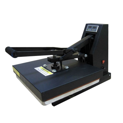 Flat Clamshell Press-With 2 in 1 Display