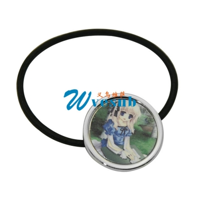 Sublimation Round Girl Hair Band