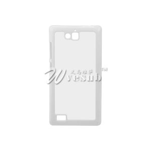 High Quality 2D Sublimation Huawei Honor 3C Aluminum Plates Cases