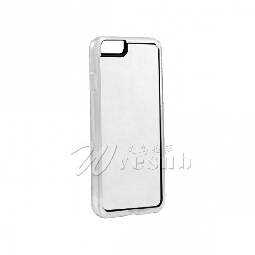 iPhone 7 Cover (Plastic, Clear)