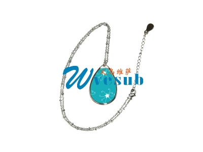 Designer Necklace-Oval