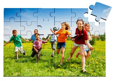 A4 Sublimation Hardboard Puzzle