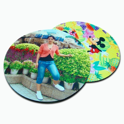 5MM Mouse Pad(Round)