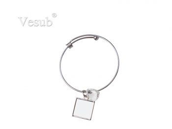 Adjustable Photo Bracelet W/ Insert(One Square)